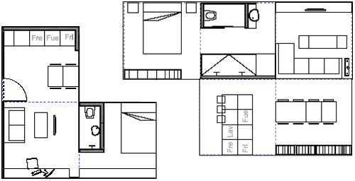 Modelos Apartamentos