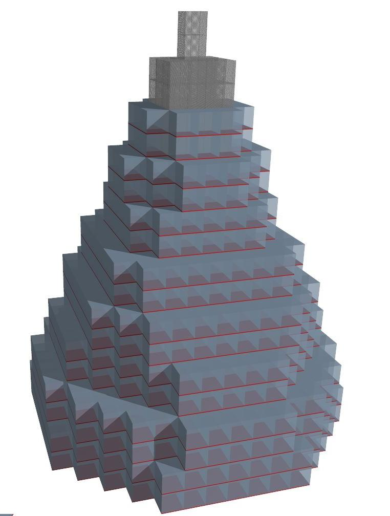 Tipo Torre Tres